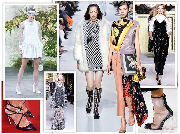 Фото №1 - По секрету: 10 неочевидных (пока) трендов Недели моды в Париже