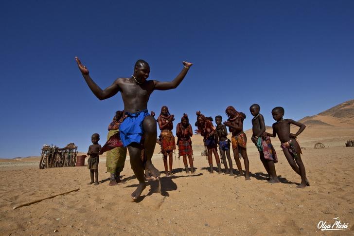 Фото №6 - Африка: нетрадиционные традиции