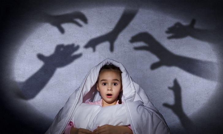 Фото №1 - Ребенку снятся кошмары: о чем сигналят плохие сны