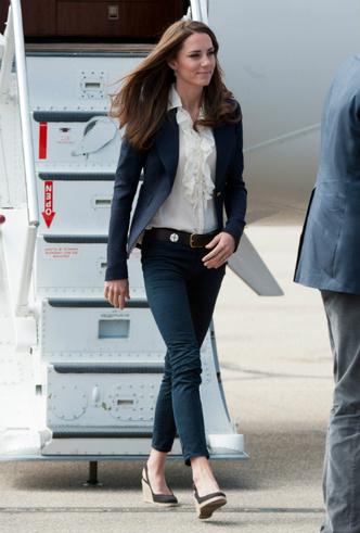 Фото №3 - Модная привычка Кейт, которая раздражает Елизавету