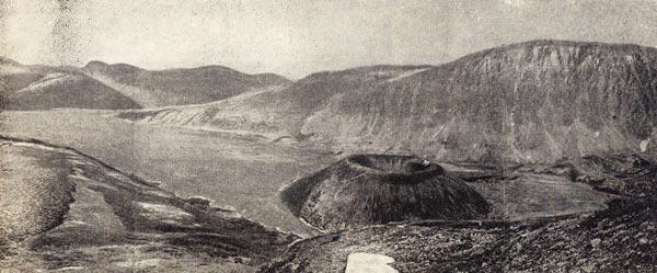 Фото №1 - В кратере все спокойно