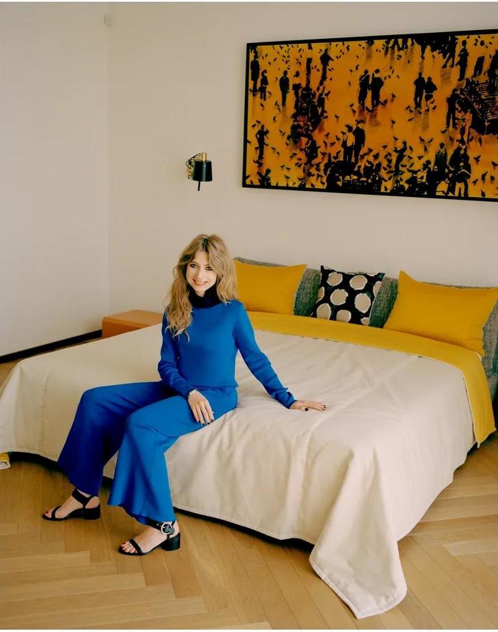 Фото №11 - Домашняя коллекция: какие произведения искусства есть дома у коллекционера Кристины Краснянской