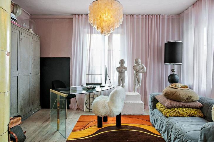 Фото №3 - Дом шведского стилиста Мари Ниландер в Сконе