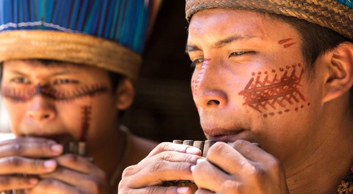 Мудрость туземцев: как использовать первобытные ритуалы в современной жизни