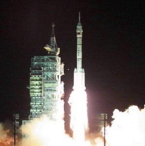 Фото №1 - Китайцы выйдут в открытый космос