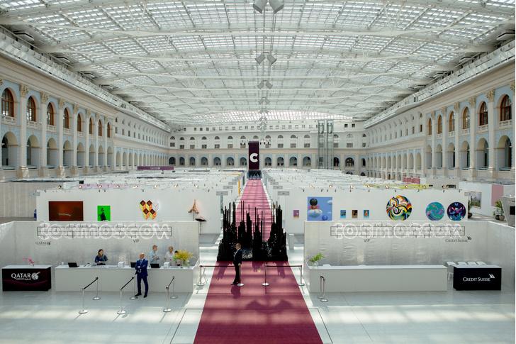 Фото №1 - Международная ярмарка современного искусства Cosmoscow 2020 объявила первых участников