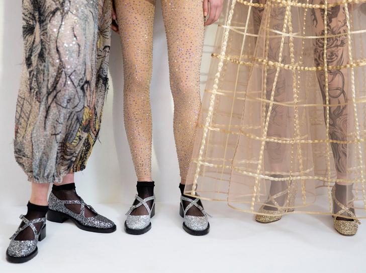 Фото №1 - Туфли в стиле Мэри Джейн: горячий тренд из детства