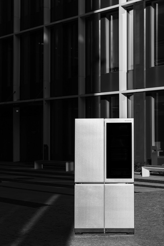 Фото №4 - Фантастическая четверка LG SIGNATURE
