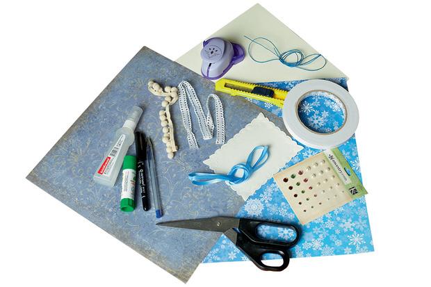 Фото №3 - Мастер-класс: Делаем открытку и упаковываем подарок