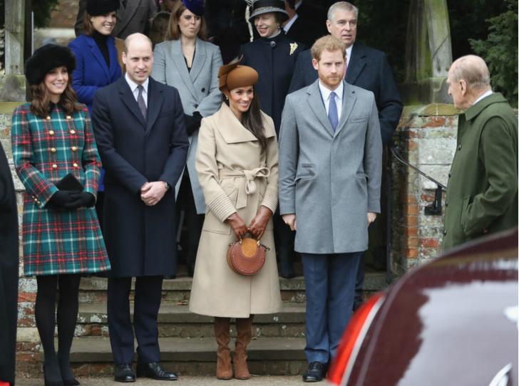 Фото №2 - Как Королева отнеслась к откровенному интервью Гарри и Меган
