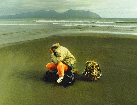 Фото №1 - Люди под вулканом