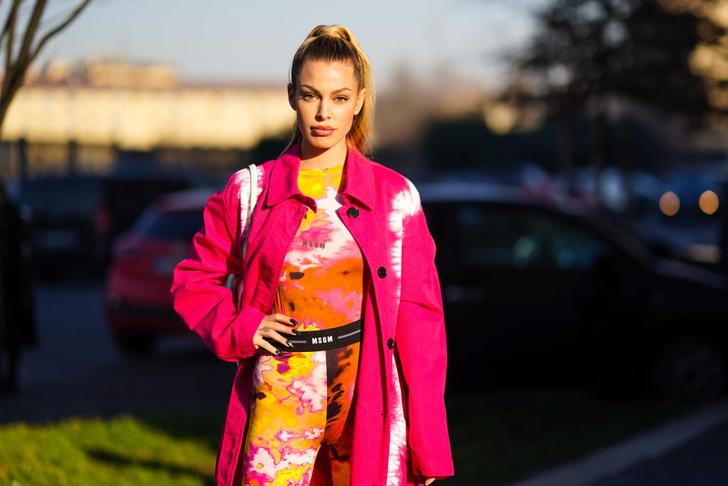 Фото №3 - Может ли одежда ярких цветов сделать вас счастливее