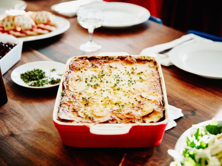 Фото №5 - Высокая кухня: рецепты блюд из картофеля