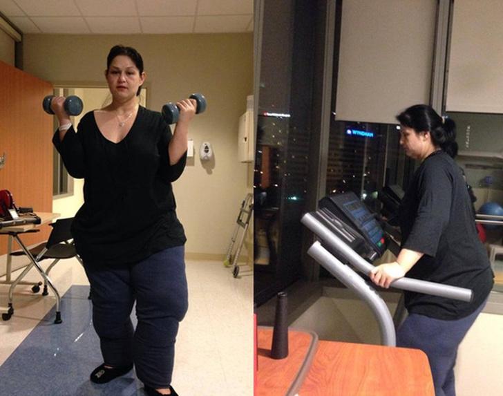 Фото №6 - Похудела на 408 кг и бросила мужа: как сейчас живет самая толстая женщина в мире?