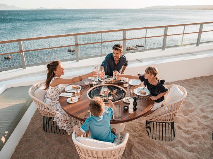 Фото №7 - 4 места в Греции, где идеально отдыхать семьей этим летом