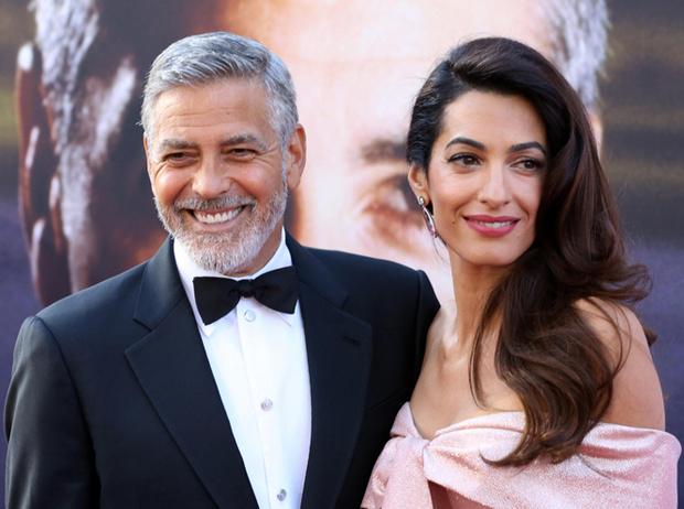 Фото №5 - Круче Бекхэмов: как Джордж и Амаль Клуни стали самой влиятельной парой в мире