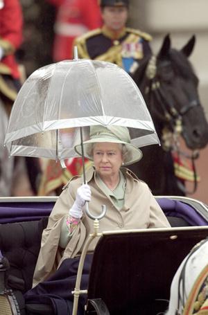 Фото №21 - Виндзорские зонтики: королевский способ спрятаться от дождя