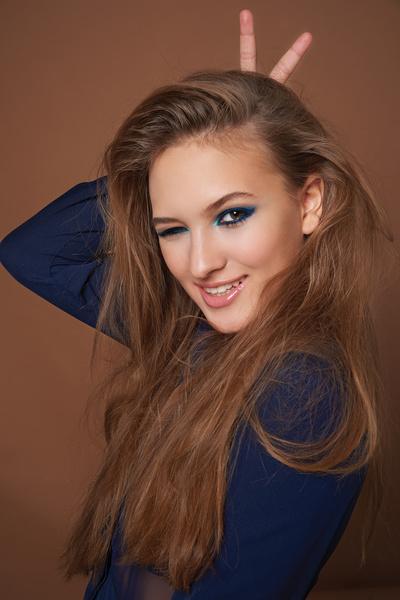 Фото №5 - Beauty-тренд: Синие тени