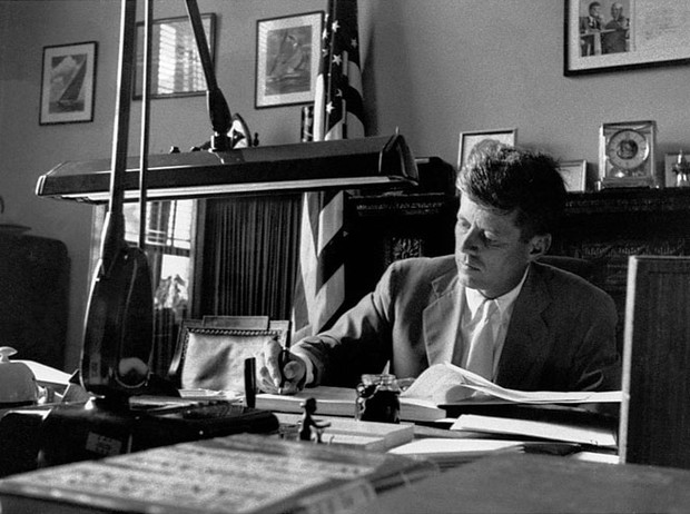 Фото №8 - Женщина, которая знала слишком много: загадочная смерть тайной любовницы Джона Кеннеди