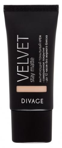 Тональный крем Velvet, Divage