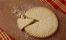 Шотландское традиционное печенье шортбред