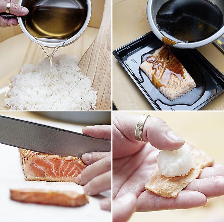 Фото №3 - Тут рыбу заворачивали: история и рецепт суши