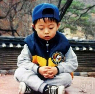 Фото №14 - Фотоальбом: как выглядели звезды корейских дорам, когда были маленькими