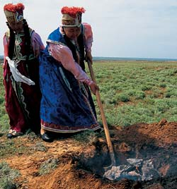 Фото №13 - Степью до Нью-Васюков