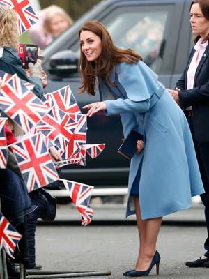 Фото №3 - Как подобрать идеальные колготки: секретный лайфхак герцогини Кейт
