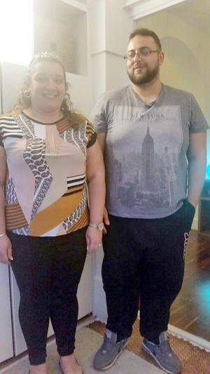 Фото №4 - Пара сбросила 120 кг на двоих, чтобы зачать