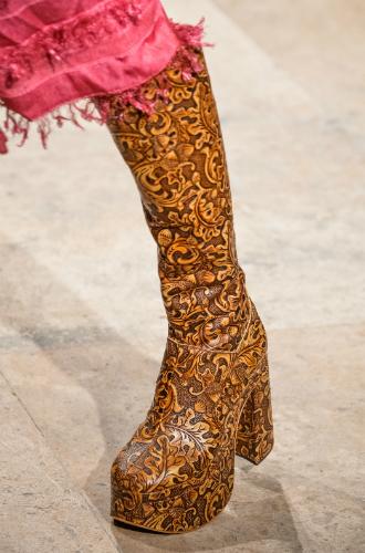 Фото №91 - Самая модная обувь сезона осень-зима 16/17, часть 1