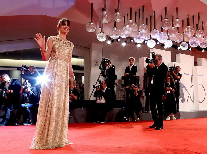 Фото №1 - Модная Венеция-2018: лучшие образы десятого дня кинофестиваля