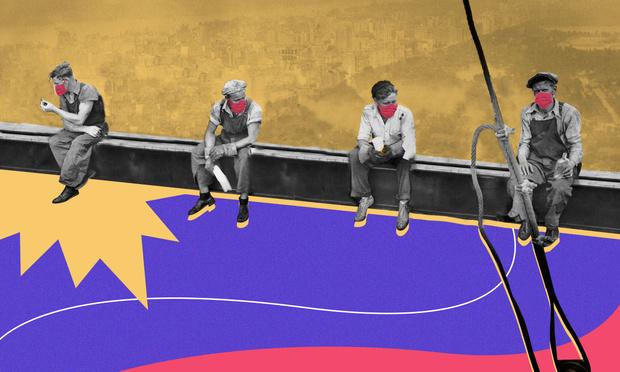 Фото №1 - Как пережить кризис, если вы риэлтор