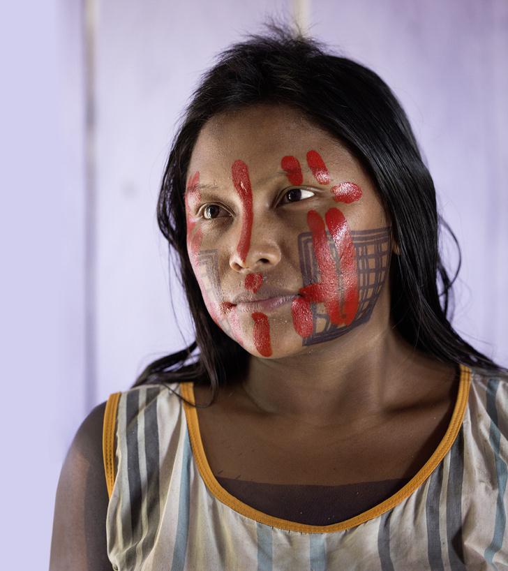 Фото №1 - Мисс мира: Бразилия. Дочери неба и воды
