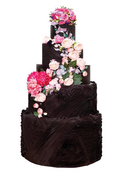Фото №1 - Шедевр на торжество от French Cake
