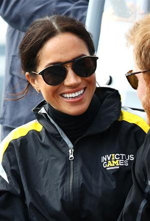 Фото №82 - Все наряды первого зарубежного тура Меган Маркл в Австралию и Новую Зеландию