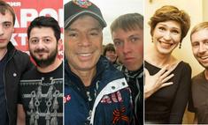 Дотянуться до звезды: коллекция фото омичей со знаменитостями!