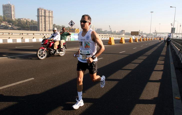 Фото №1 - Марафонский бег может подорвать здоровье