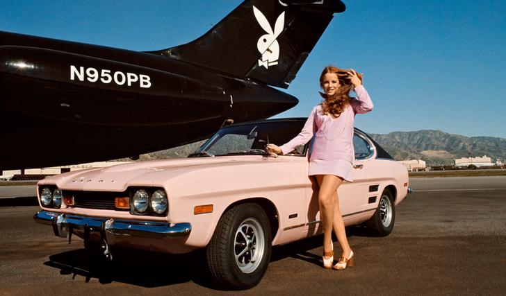 Фото №7 - На чем ездили девушки года журнала Playboy