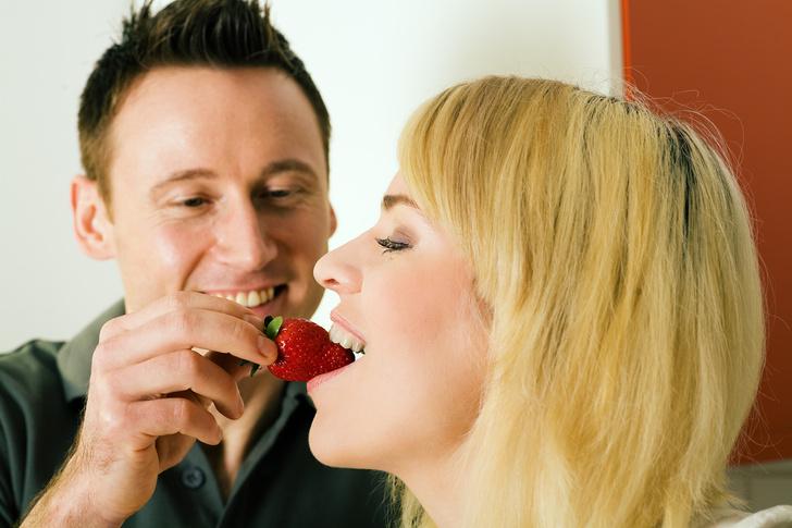 Какие ягоды вредят зубам