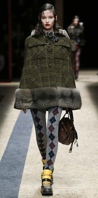 Фото №13 - Print it: самые модные принты сезона осень-зима 16/17