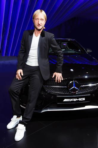 Фото №5 - Полина Гагарина и другие звёзды на вечеринке Mercedes-Benz