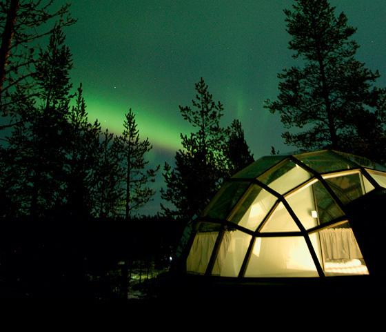Фото №1 - Декабрь в Финляндии, ОАЭ и Канаде