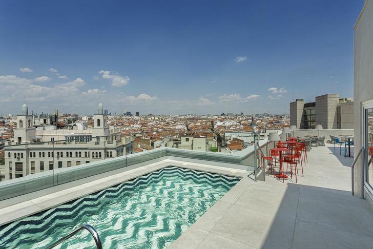 Фото №7 - Яркий отель Room Mate Macarena в центре Мадрида