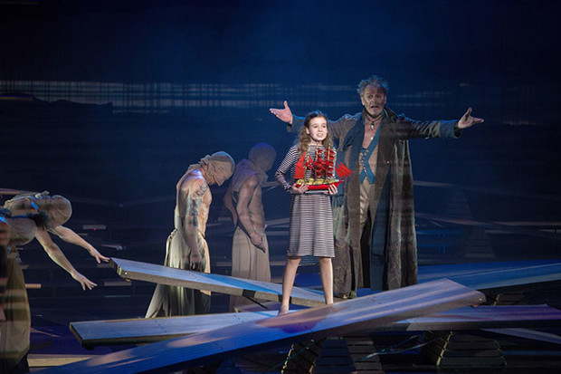 Фото №1 - Максим Дунаевский приглашает на мюзикл «Алые паруса»
