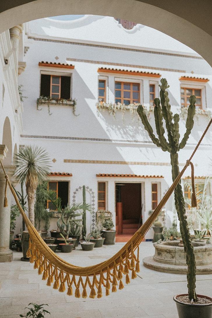 Фото №2 - Отель в здании XVI века в Мексике