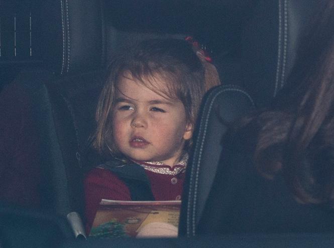 Фото №38 - Принцесса Шарлотта Кембриджская: третий год в фотографиях