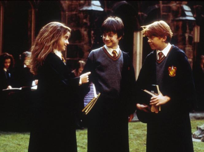 Фото №12 - 10 фактов о Джоан Роулинг и Гарри Поттере