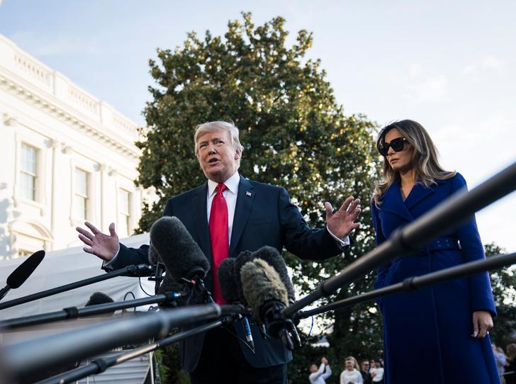 Фото №5 - Развод Трампов: что получит Мелания, если решит покинуть Белый дом (и президента)