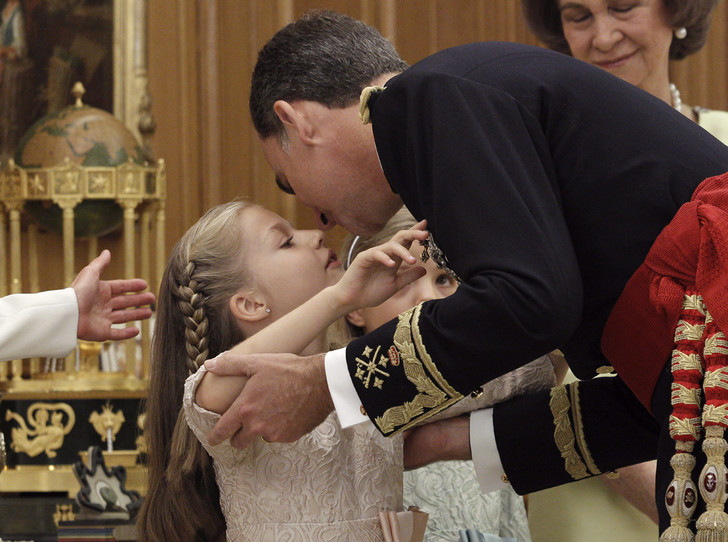 Фото №59 - Принцесса Леонор: история будущей королевы Испании в фотографиях
